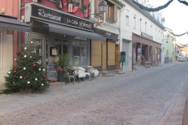 Les travaux de réaménagement avancent rue Mercière